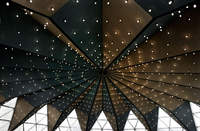 Ceiling of Derby Racer