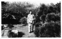 Mother during trip to China photographed by Father in the 1960's