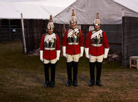 Tpr Joseph Box, Lcpl Johnny Miller & Tpr Jonathan Steer, The Household Cavalry