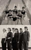 Female Swimming Squad