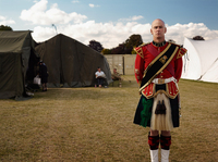 Brian Alexander, Senior Drum Major, The British Army